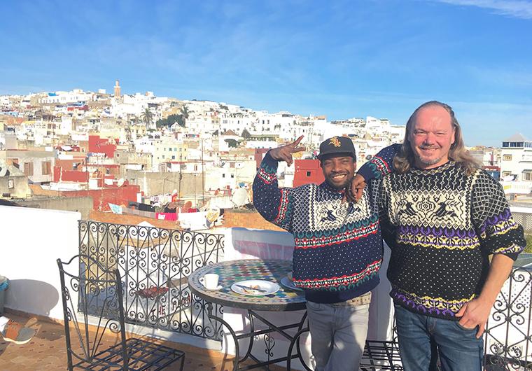 ¡Buen viaje! 世界のまち歩き⑥~タンジェ(モロッコ)その1