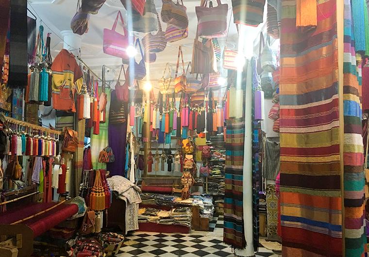 ¡Buen viaje! 世界のまち歩き⑦~タンジェ(モロッコ)その2